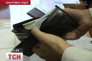 В Україні знову виросла середня зарплата
