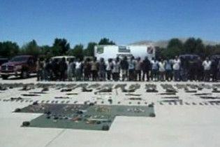 Мексиканські військові затримали 25 членів наркокартеля