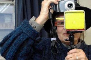 Учені розробили апарат зору для сліпих