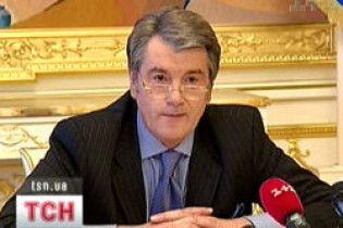 Ющенко збере всі органи влади та політичні сили без преси