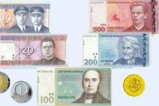 Мешканці Вільнюса панічно скупили всю валюту