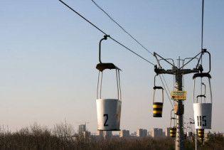 У Києві побудують канатну дорогу