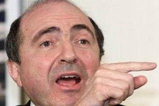 """Березовський назвав Мєдвєдєва """"повним нулем"""""""