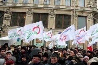 В Петербурзі затримали учасників пікету проти заборони пікетів