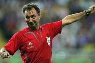 В українському футболі заборонені іноземні судді