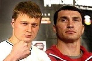 Розпочалися перемовини про бій Кличко - Повєткін