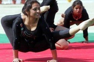 Індія вирішила запатентувати йогу