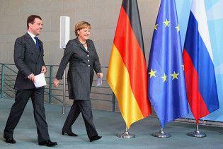 Мєдвєдєв надішле Україні і ЄС свої пропозиції щодо української труби
