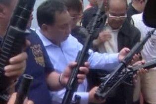 На Філіппінах арештоване панамське судно з контрабандною зброєю