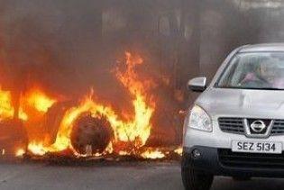 Столицю Північної Ірландії атакували бойовики ІРА