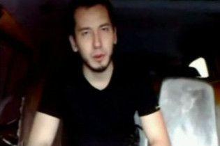 З'явилося відео смертника, який підірвав відділ міліції в Назрані