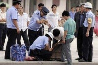 В Китаї відбулись сутички студентів з поліцією: постраждали 30 людей