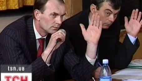Політичний хаос у Яворові