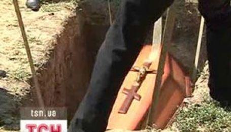 На Одещині поховали моряка Сергія Вартенкова