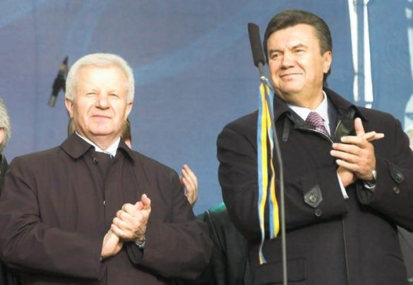 Мороз-Янукович
