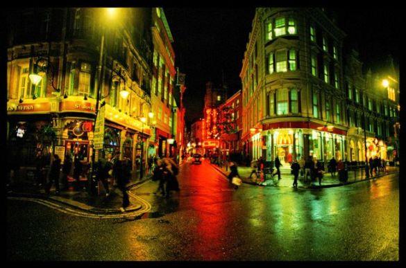 Бомба у центрі Лондона