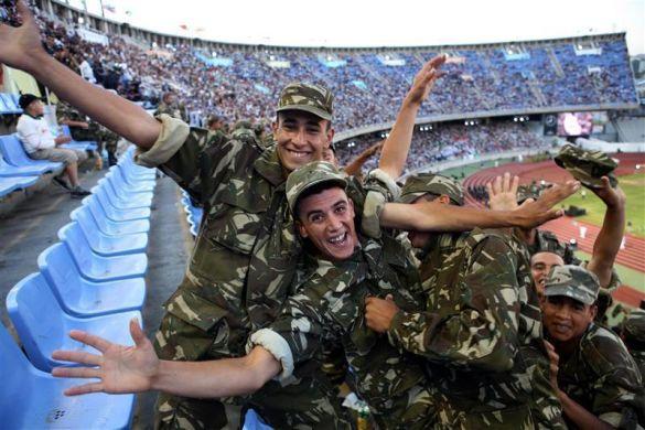 Алжирські військові