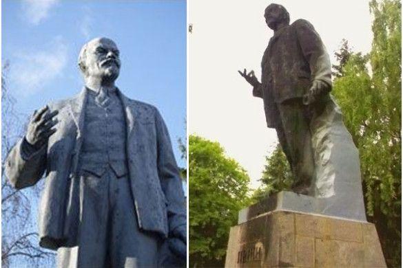 Пам'ятник Леніну в Каневі
