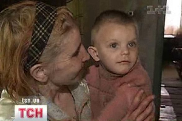Мати з дитиною