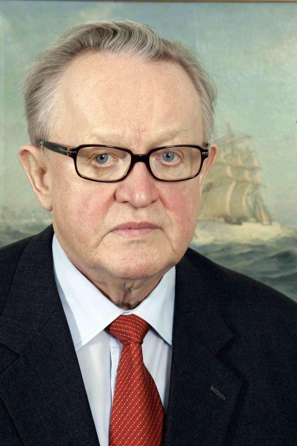 Марті Ахтісаарі