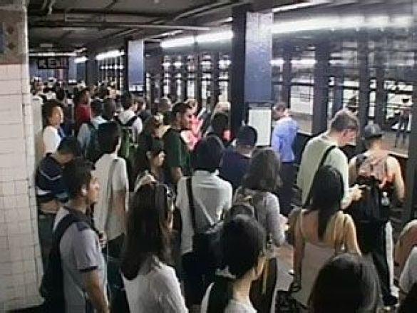 метро у нью-йорку