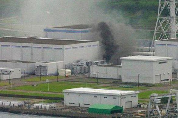 50 пошкоджень на атомній електростанції