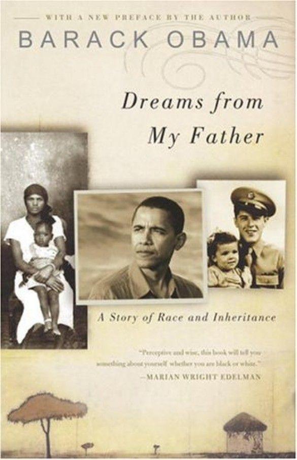 книга Обами