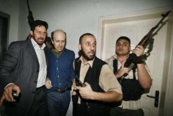 """Рух """"Армія ісламу"""" звільнює Алана Джонстона"""