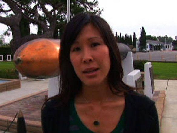 Лора Лінг затримана в КНДР журналістка