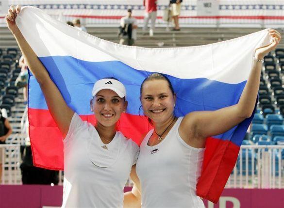 Російські тенісистки