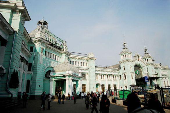 Білоруський вокзал у Москві