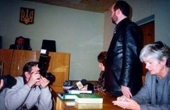 Засідання Печерського суду (Фото: www.ombudsman.kiev.ua)