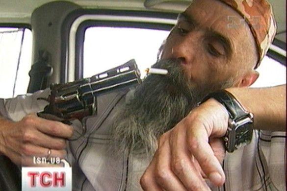 Бен Ладен - такситст