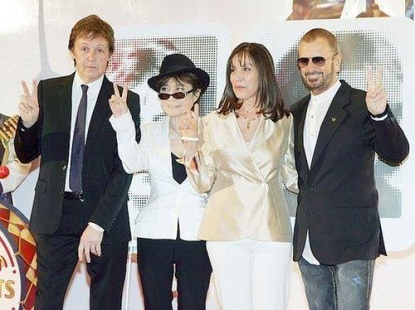 """""""The Beatles"""" зустрілися в Лас-Вегасі"""