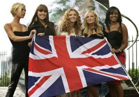 Spice Girls: у світове турне з психотерапевтом