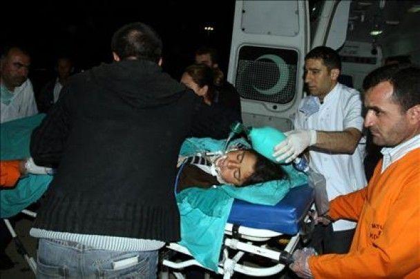 В Туреччині розстріляли весілля