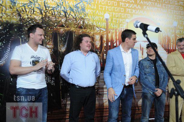 """Сергій Безруков та Дмитро Дюжев розповіли, як були """"зеками"""""""