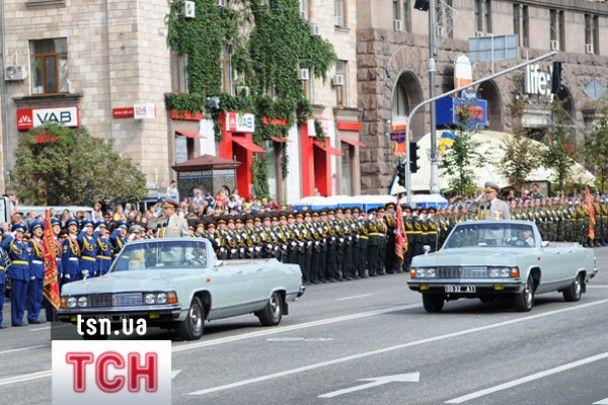 Україна відзначає День незалежності