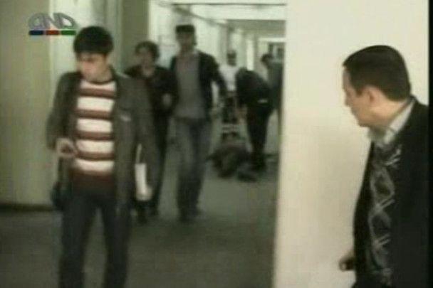 Батько грузина, який вбив 12 студентів у Баку, зрікся сина