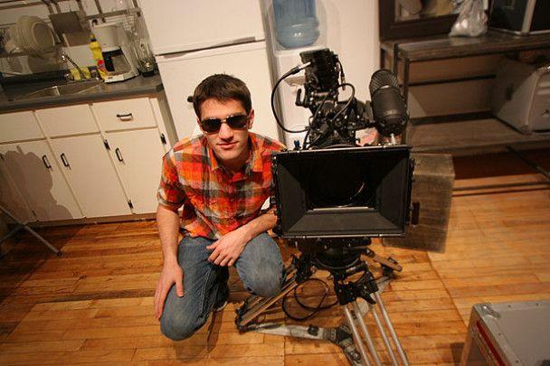 Режисер вмонтує відеокамеру собі в око