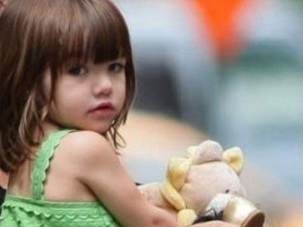 Наймодніша дівчинка Сурі Круз святкує день народження