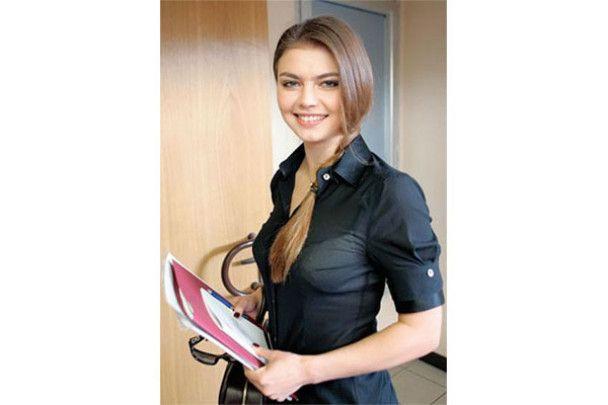 Аліна Кабаєва заробляє 12,9 мільйона на рік