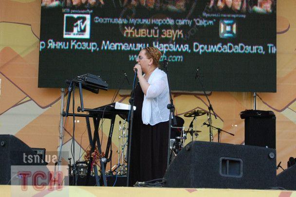 Ніно Катамадзе дасть два концерти у Києві