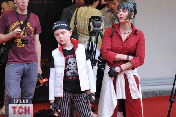 Арманд Ассанте приїхав на Київський кінофестиваль