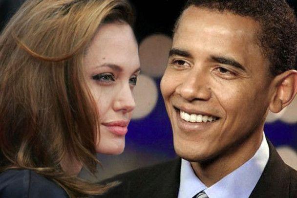 Джолі впливовіша за Обаму, бо у неї більше грошей