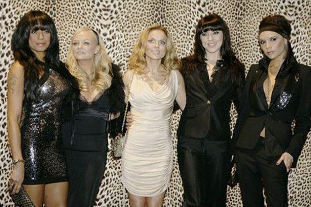 """Spice Girls"" вирішили возз'єднатись"