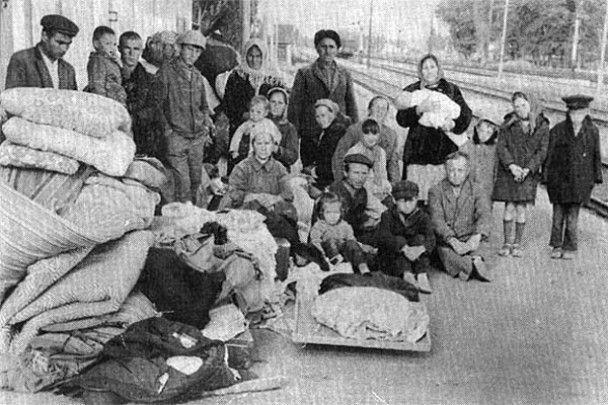 Річниця депортації кримських татар