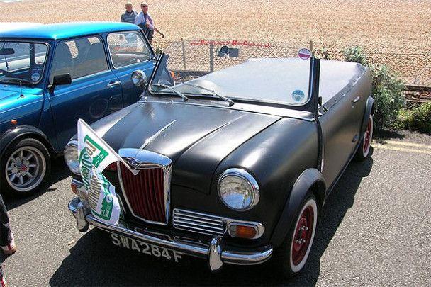 Рекордний автопробіг Mini Cooper