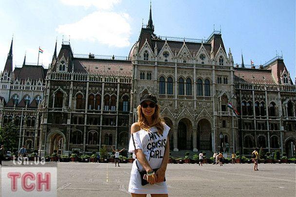 Лобода у Будапешті відривалась під Prodigy