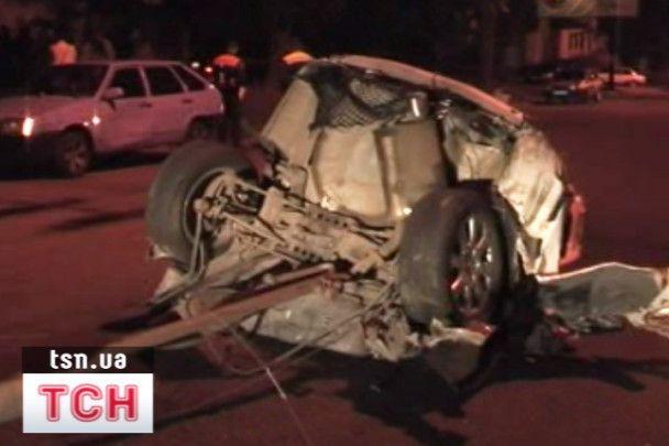 П'яний водій убив 22-річну пасажирку